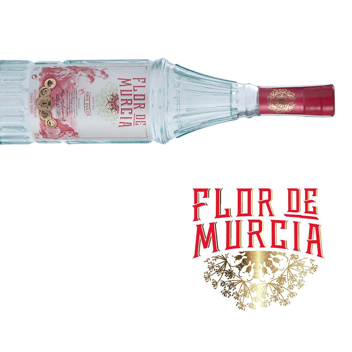 Anís dulce de Flor de Murcia