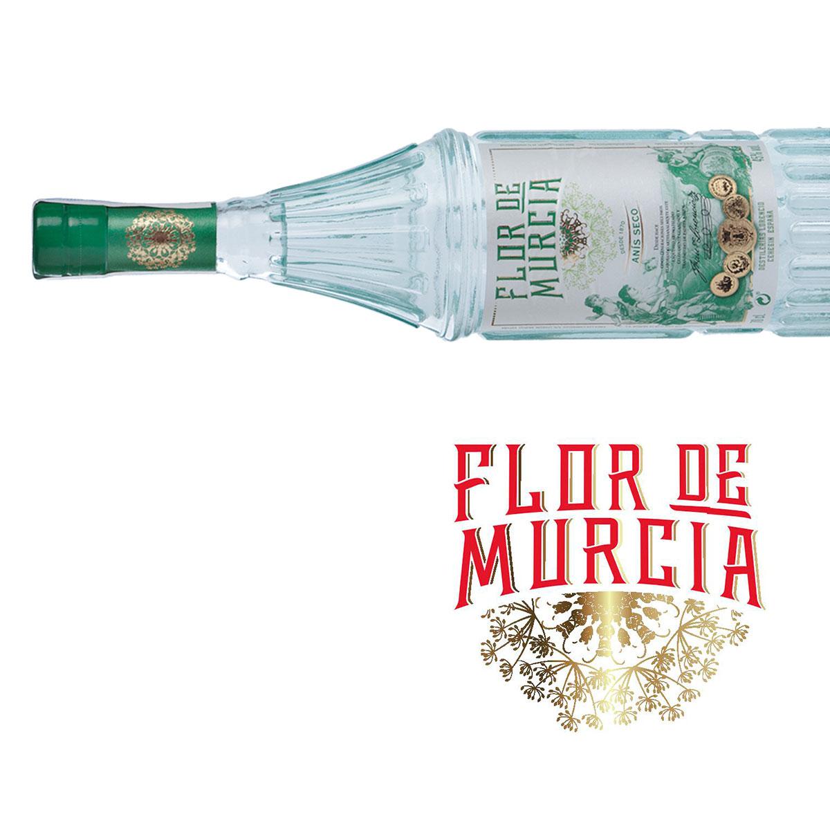 Anís seco Flor de Murcia