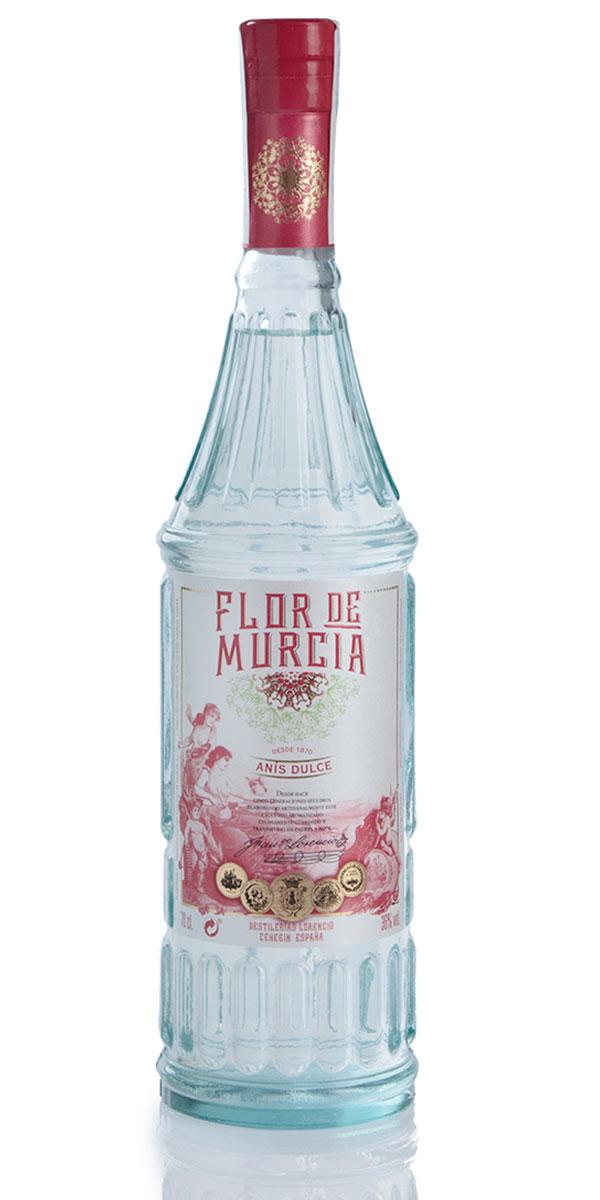Botella de anís dulce por Flor de Murcia