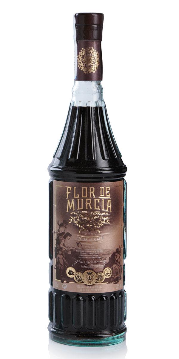 Flor de Murcia licor de café