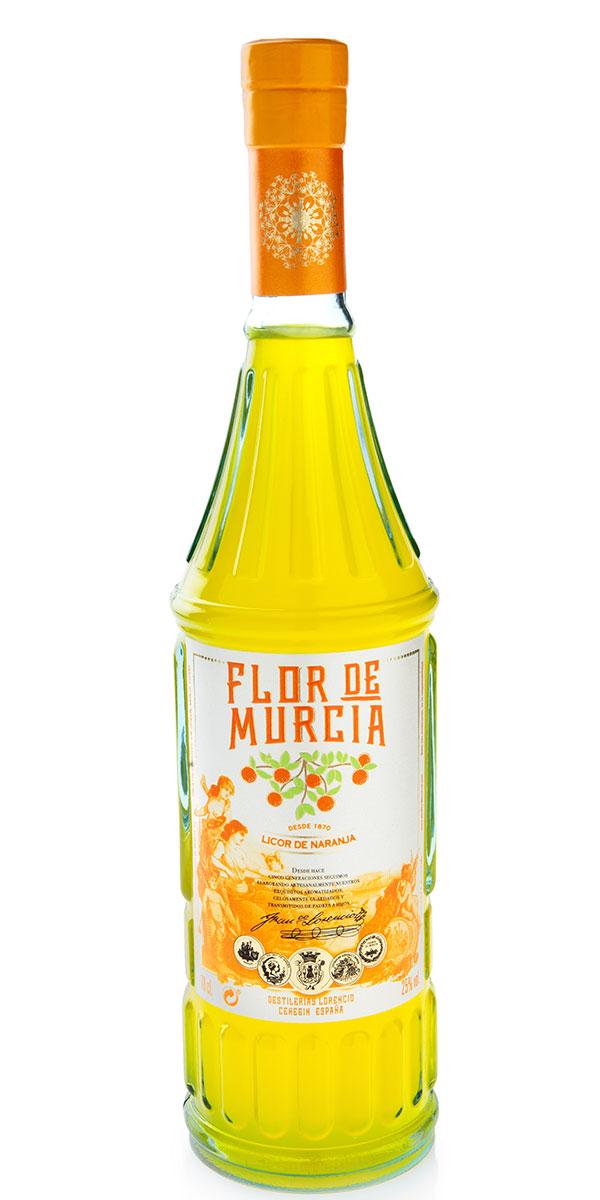 Licor de naranja por Flor de Murcia