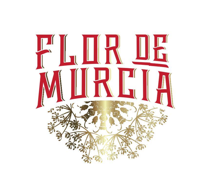 Logotipo Anís Flor de Murcia